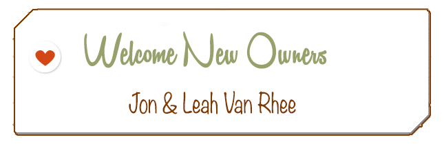 jon and leah van rhee are the new owners of countryside campground and cabins